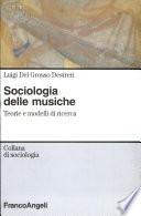 Sociologia delle musiche