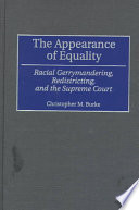 The Appearance of Equality