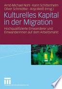 Kulturelles Kapital in der Migration