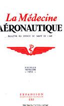 Medecine aeronantique