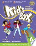 Kid S Box Level 6 Pupil S Book British English