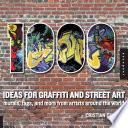1 000 Ideas for Graffiti and Street Art