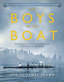 The Boys in the Boat  Young Readers Adaptation   The True Story of an American Team s Epic Journey to Win Gold at the 1936 Olympics