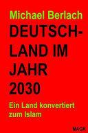 Deutschland Im Jahr 2030