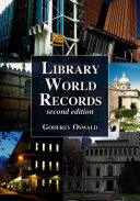 Library World Records Of Libraries; It Is Also A
