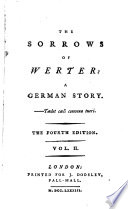 The Sorrows of Werter