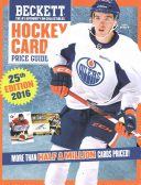 Beckett Hockey Card Price Guide