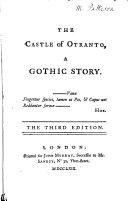 The Castle of Otranto,