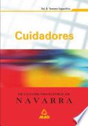 Cuidadores Comunidad Foral de Navarra  Temario Especifico  Volumen Ii Ebook