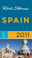 Rick Steves  Spain 2011 with Map