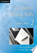 Academic Writing Skills 2 Student S Book