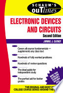 Schaum s Outline of Electronic Devices and Circuits  Second Edition
