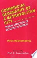 Commercial Geography of a Metropolitan City