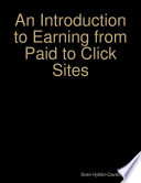 An Introduction to Earning from Paid to Click Sites