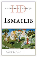 download ebook historical dictionary of the ismailis pdf epub