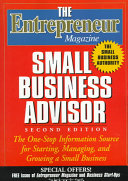The Entrepreneur Magazine Small Business Advisor