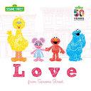 Love from Sesame Street Book