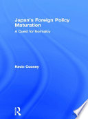 Japan S Foreign Policy Maturation