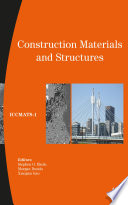 Construction Materials and Structures