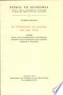 Il viceregno di Napoli nel sec  XVII