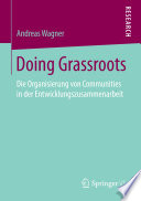 Doing Grassroots