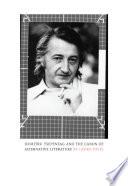 Dumitru Tsepeneag and the Canon of Alternative Literature