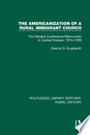 The Americanization of a Rural Immigrant Church