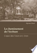 Le cheminement de l   criture
