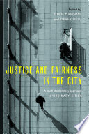 Ebook Justice and Fairness in the City Epub Simin Davoudi Apps Read Mobile