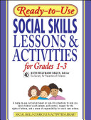 Ready to Use Social Skills Lessons   Activities for Grades 1 3
