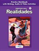 Prentice Hall Spanish  Realidades Practice Workbook Writing Level 1 2005c