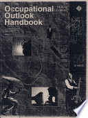 Occupational Outlook Handbook  1996 1997