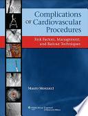 Complications of Cardiovascular Procedures