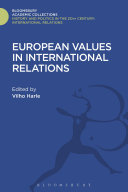 European Values in International Relations
