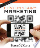 Contemporary Marketing, Update 2015