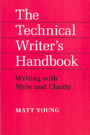 The Technical Writer's Handbook