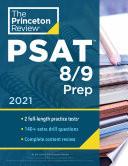 Princeton Review PSAT 8 9 Prep Book PDF