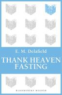 Thank Heaven Fasting