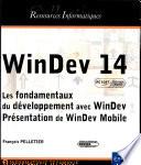 WinDev 14 Les fondamentaux du d  veloppement avec WinDev   Pr  sentation de WinDev Mobile  agr     par PC SOFT