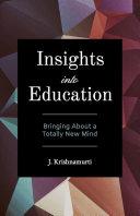 download ebook insights into education pdf epub