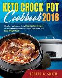 Keto Crock Pot Cookbook 2018