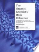 Organic Chemists Compounds Desk Reference
