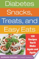 Diabetes Snacks, Treats, and Easy Eats