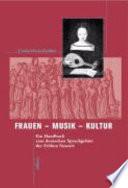 Frauen-Musik-Kultur