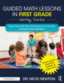Guided Math Lessons in First Grade Book