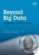 Beyond Big Data