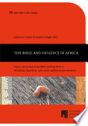 The Bible and Violence in Africa