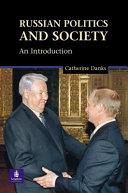 Russian Politics and Society