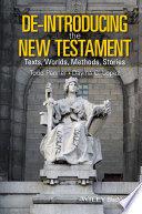 De Introducing the New Testament