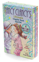 Fancy Nancy  Nancy Clancy s Ultimate Chapter Book Quartet